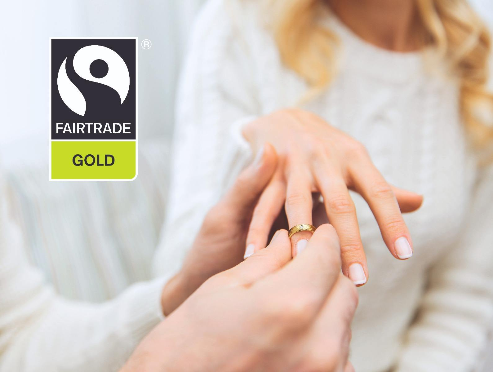 Fairtrade-Gold Ehering Kollektion Dorotheum Juwelier